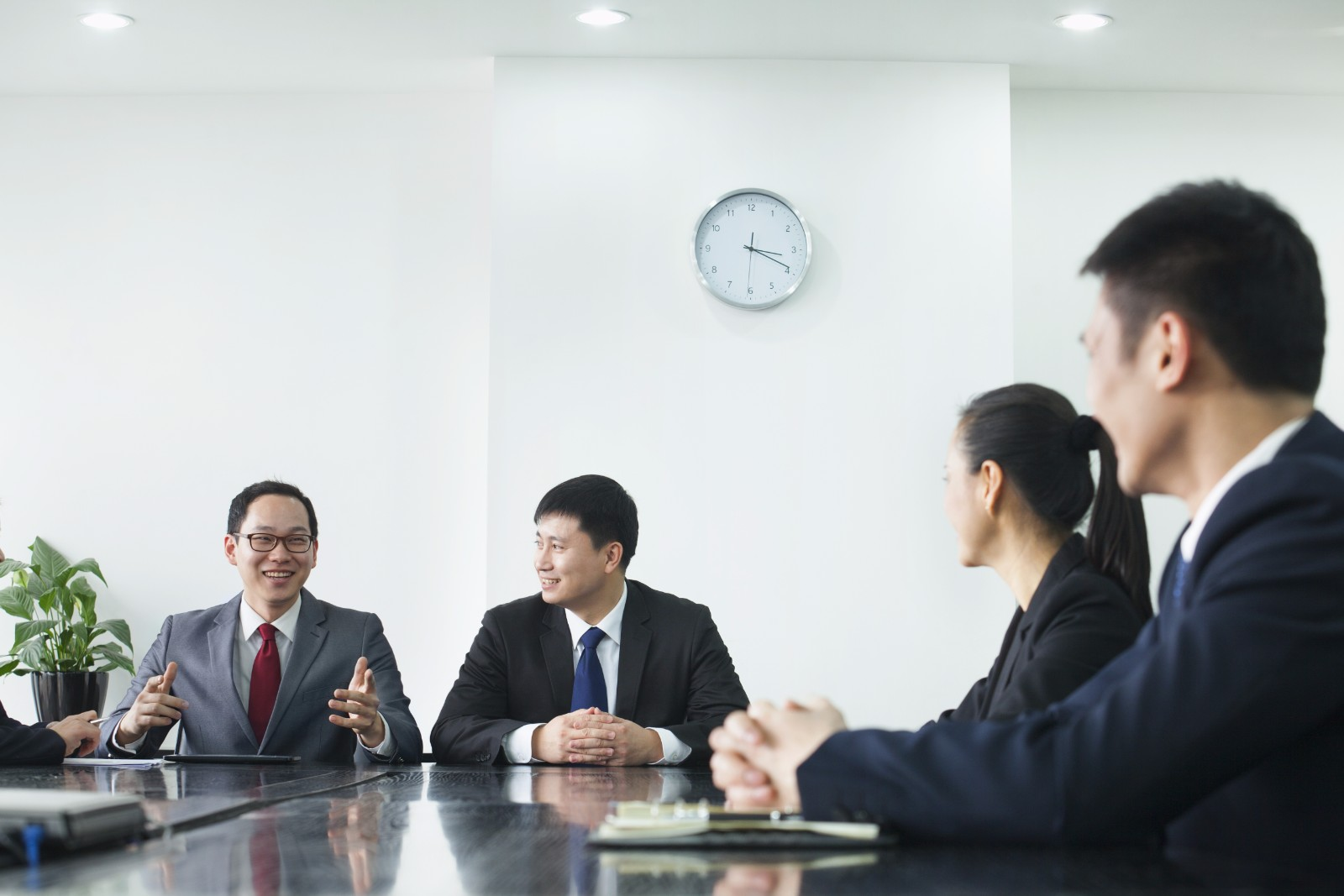Korean business culture and etiquette