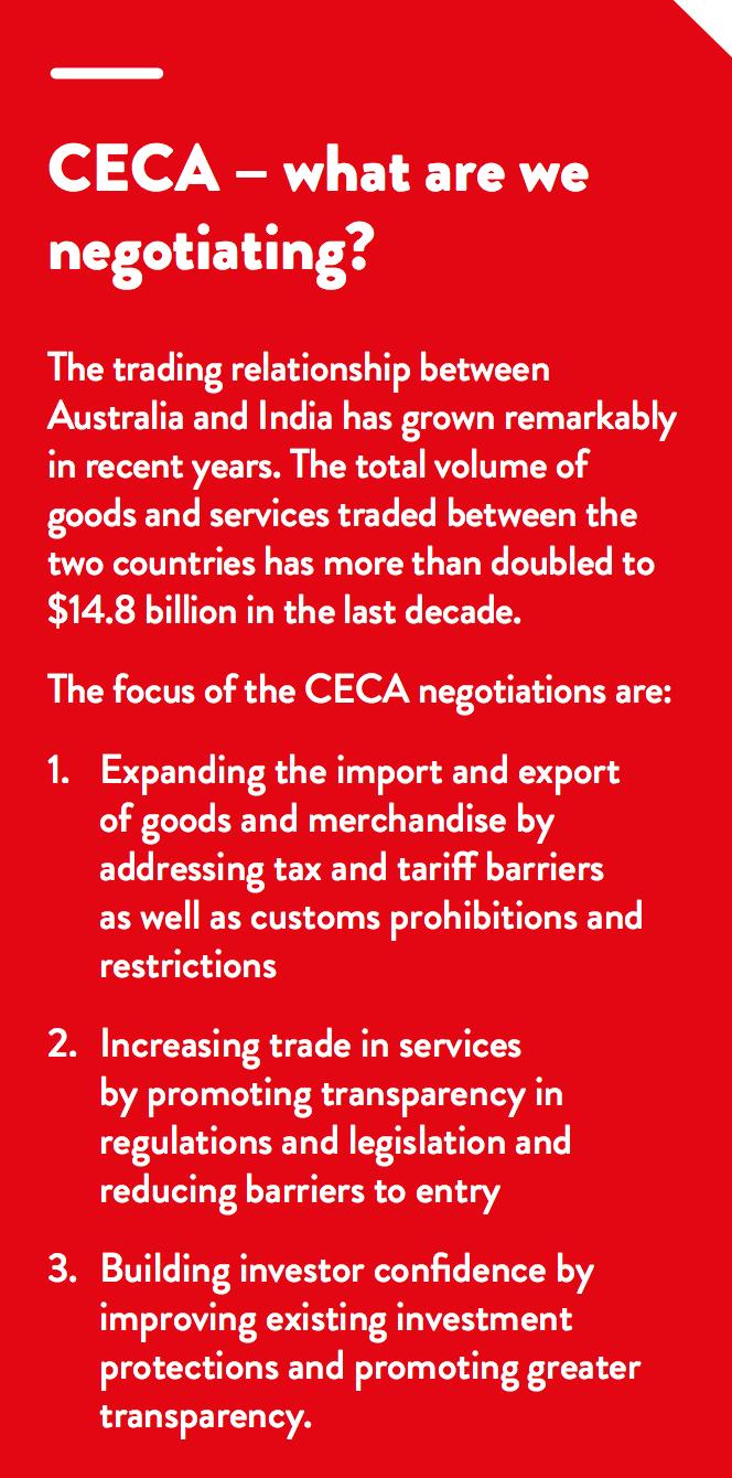 Australia India Comprehensive Economic Cooperation Agreement
